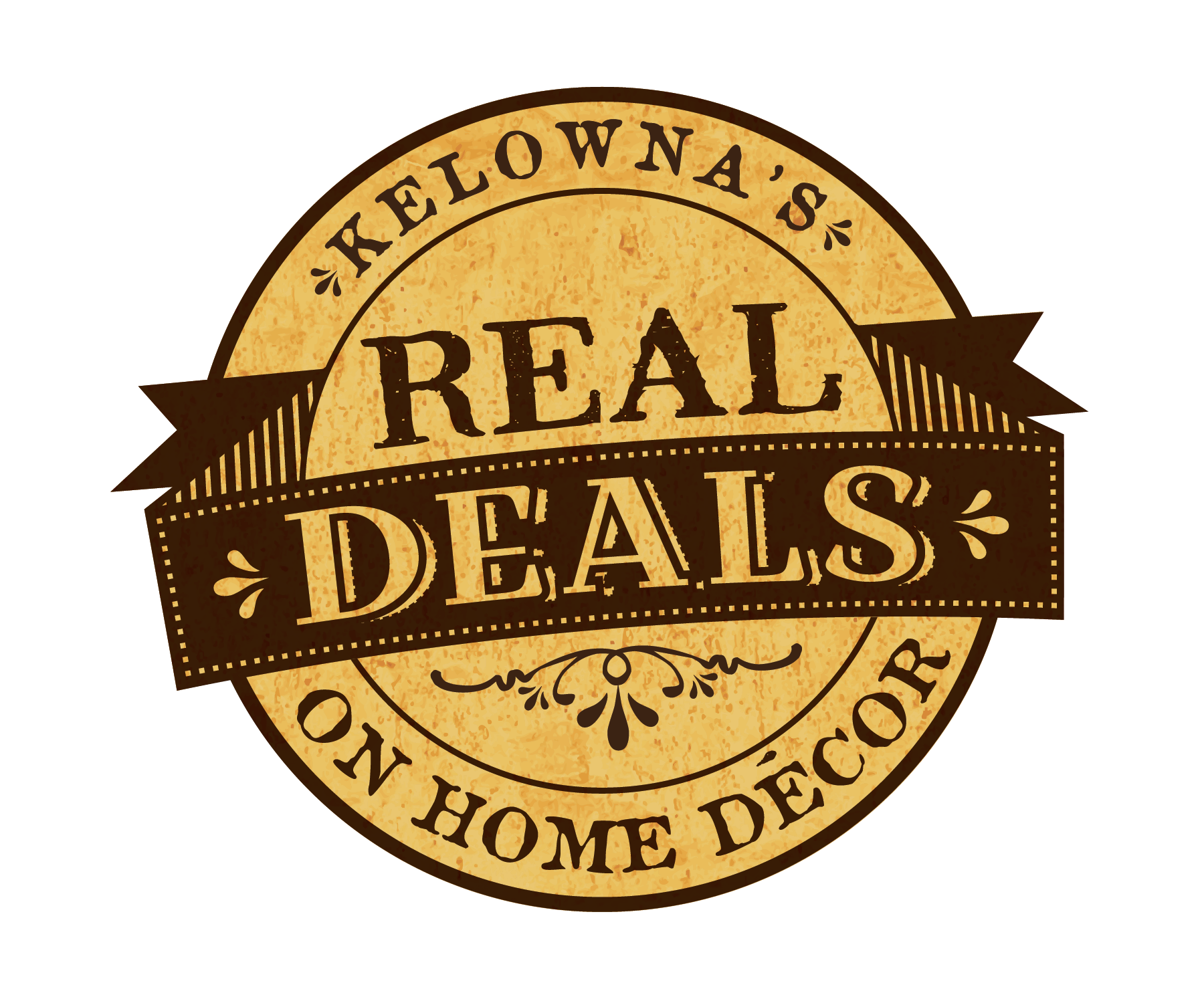 Become a fan kelowna 39 s real deals on home decor for Real deals on home decor