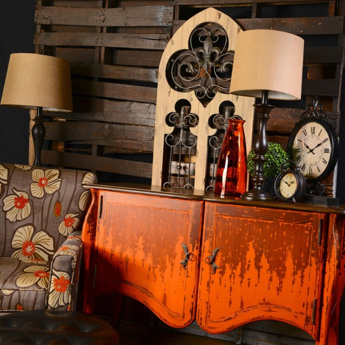 rustic mahogany furniture