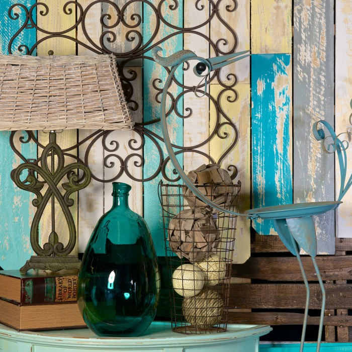 teal everyday decor